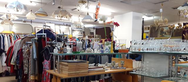 Kleiderspenden Shops für Bedürftige in Berlin 01