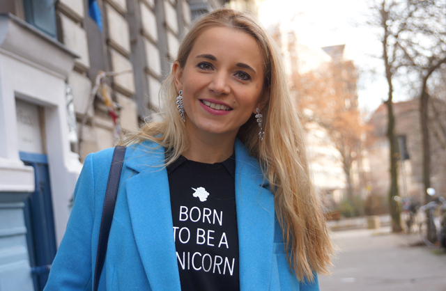Outfit Born to be a unicorn Pullover 01