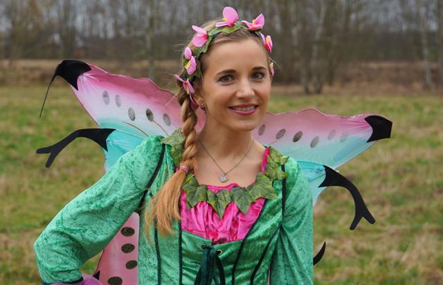 Outfit Elfenkostüm Kostümvorstellung Elfe Elvira 01