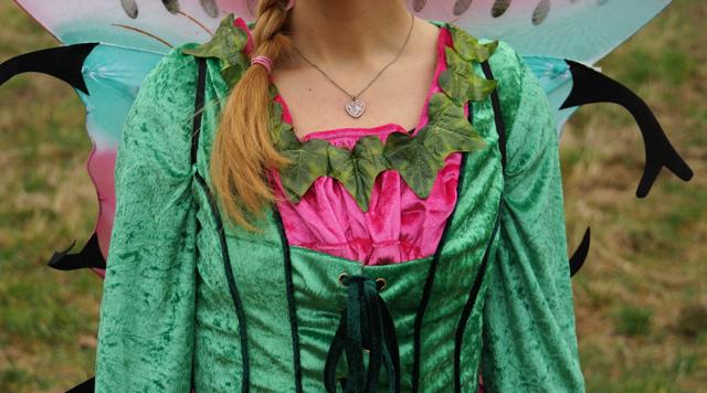 Outfit Elfenkostüm Kostümvorstellung Elfe Elvira 03