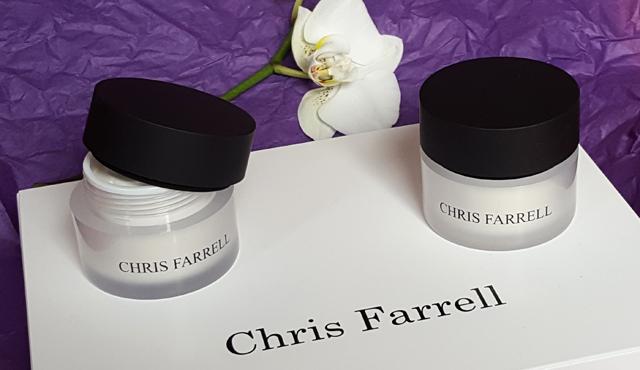 Gesichtscreme von Chris Farrell