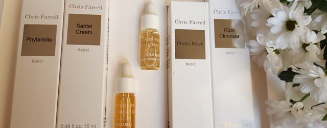 Gewinnspiel Kosmetik Basic Set Line Chris Farrell 01