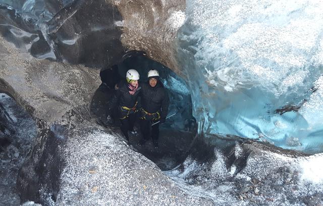 Glacier Hiking in Skaftafell 01