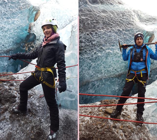 Glacier Hiking in Skaftafell