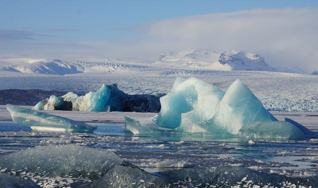 Island Gletscherlagune Jökulsárlón 02