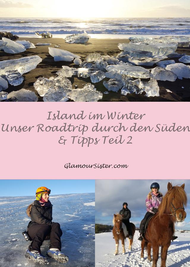 Island im Winter Roadtrip durch den Süden & Tipps Teil 3