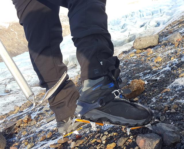 Merrell Outdoor Schuhe auf Island