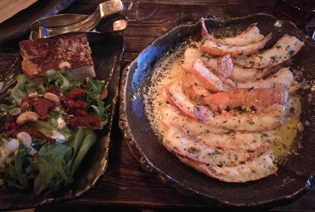 Pakkhús Restaurant Lobster
