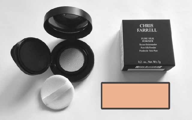 Pure Silk Powder Chris Farrell