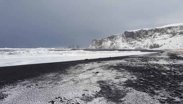 Reynisfjara Strand Island Iceland