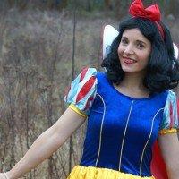Schneewittchen Snow White Kostüm 01