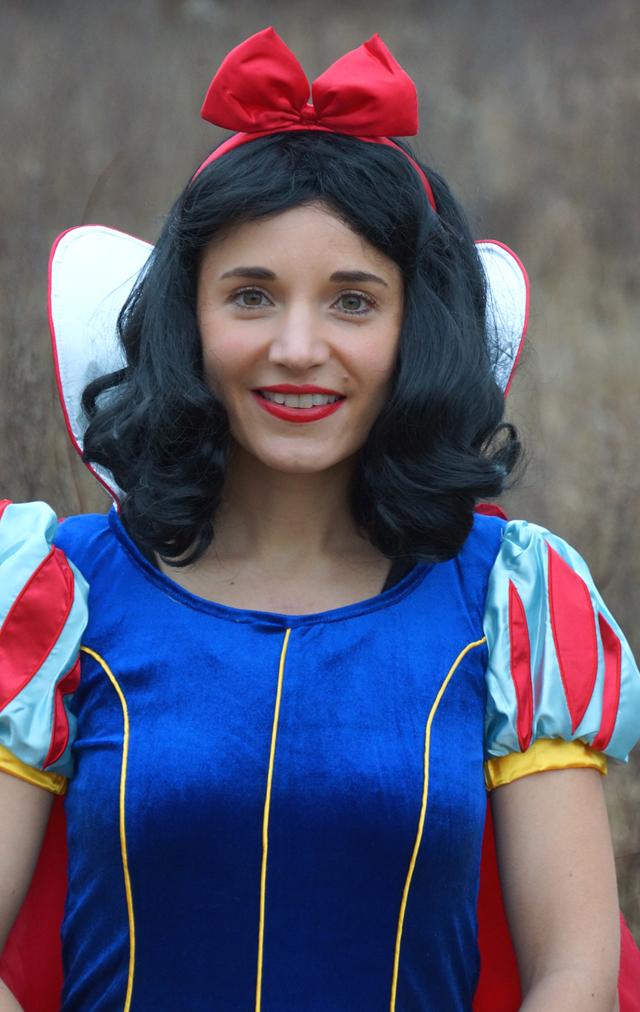 Schneewittchen Snow White Kostüm 03