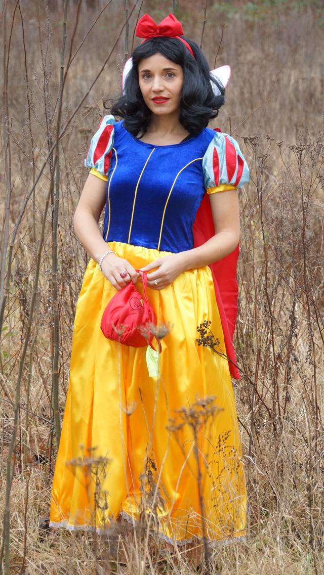 Schneewittchen Snow White Kostüm 05
