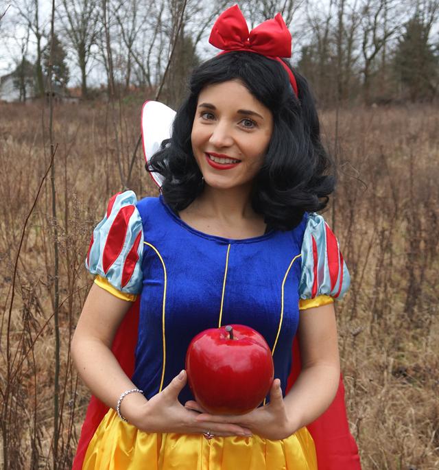 Schneewittchen Snow White Kostüm 07