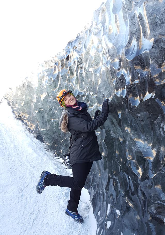 Vatnajökull Gletscher Wandern 03