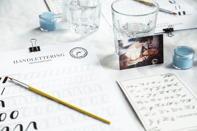 Handlettering Workshop mit Viking 01