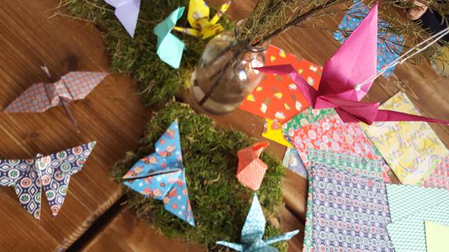 Origami Workshop mit Viking 01