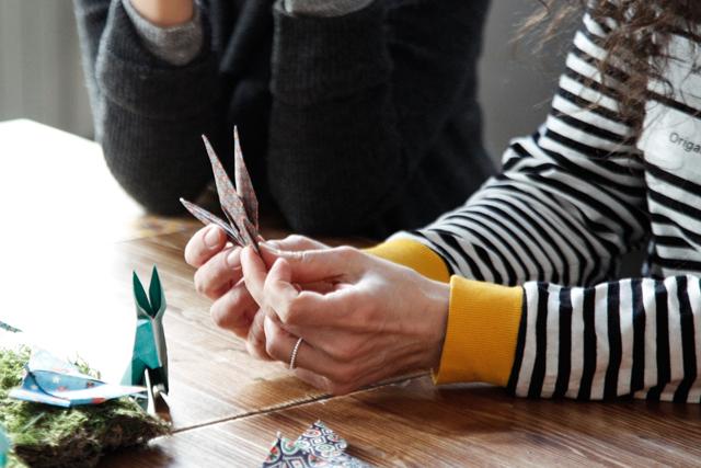 Origami Workshop mit Viking 03