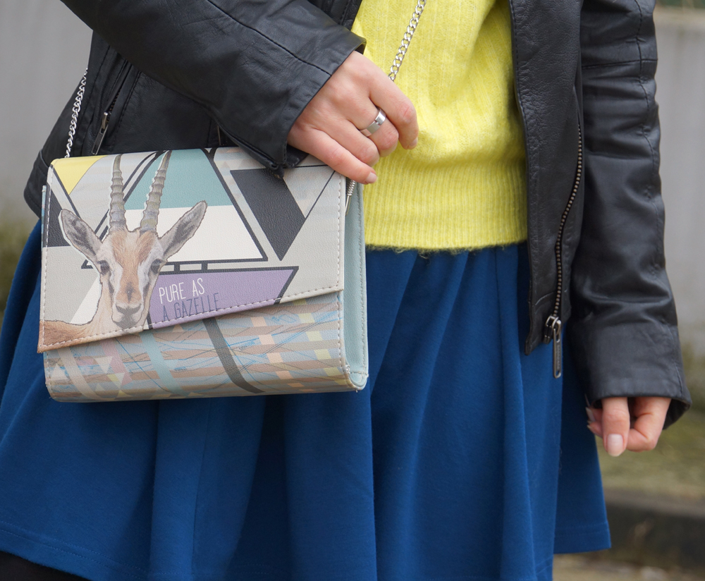Outfit DOGO Generation Clutch Pure As A Gazelle 06
