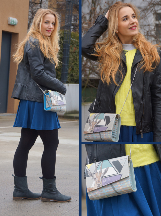 Outfit DOGO Generation Clutch Pure As A Gazelle 07