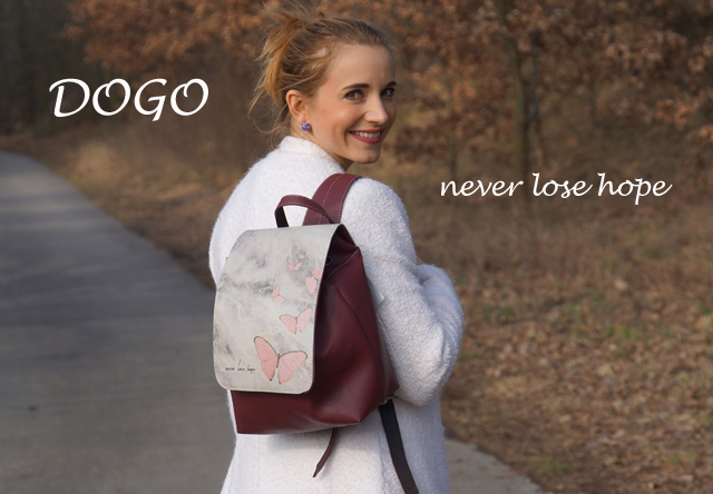 Outfit DOGO Hipsta Bag Never Lose Hope Rucksack 1