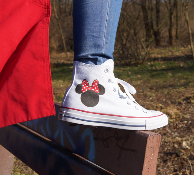 Outfit Disney Friends Chuck Taylor All Star Converse 03