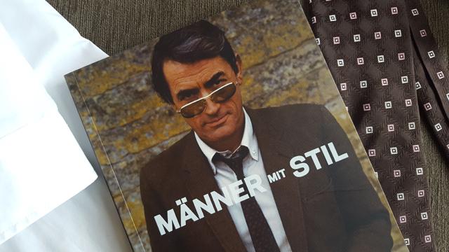Buchvorstellung Buch Männer mit Stil Midas Collection 01