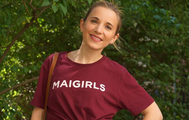 Outfit Maigirls Kuller Bag - Kleine runde Tasche 01