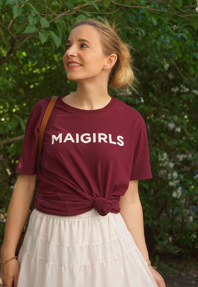 Outfit Maigirls Kuller Bag - Kleine runde Tasche 06