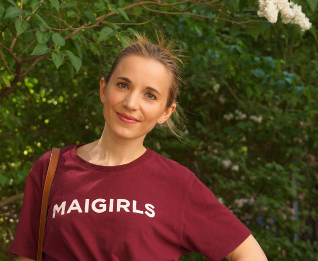 Outfit Maigirls Kuller Bag - Kleine runde Tasche 08