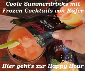 Frozen Cocktail von Käfer