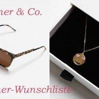 Sommer-Wunschliste mit Crämer & Co