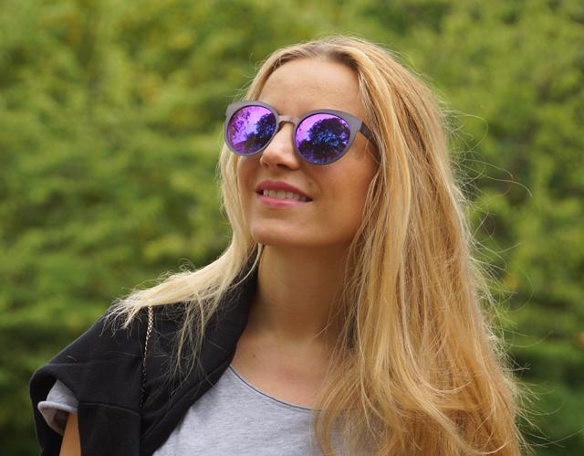 Outfit Gola Sneaker & Sylvie Optics Sonnenbrille 04