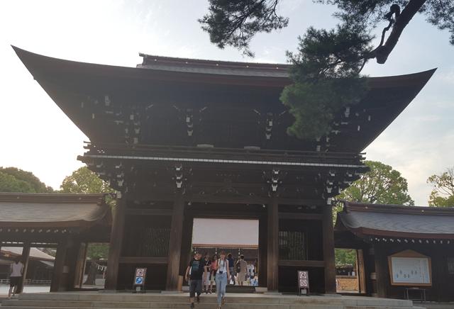Marie in Tokio 2018 07