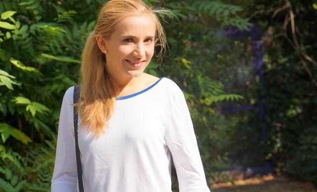 Outfit Ibiza Style Fransen Shirt 01