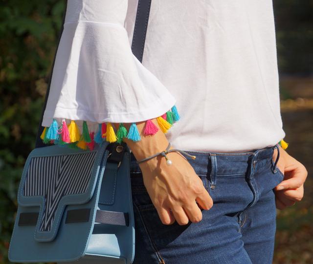 Outfit Ibiza Style Fransen Shirt 04
