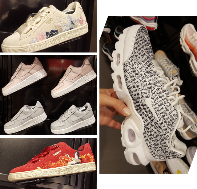 foot locker neue Sneaker 2018