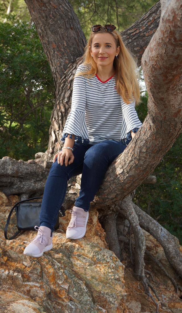 Outfit Tossa Style Fransen Shirt 07