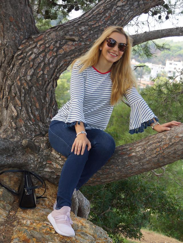 Outfit Tossa Style Fransen Shirt 08