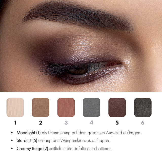 Alcina Look 1 Smokey Eyes Kit