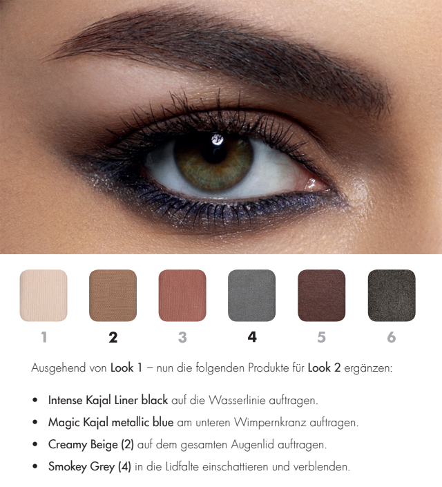 Alcina Look 2 Smokey Eyes Kit