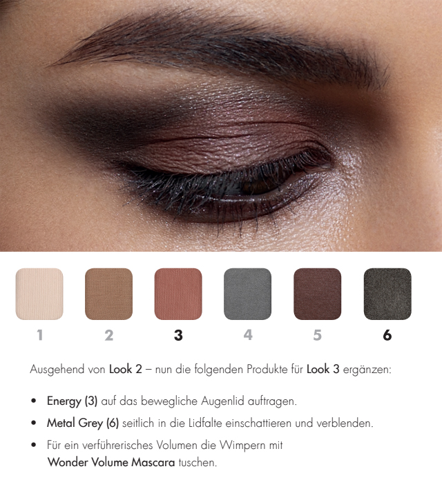 Alcina Look 3 Smokey Eyes Kit