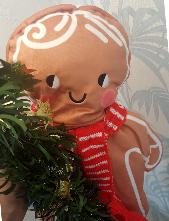 Lebkuchenmann Design Sachen Gingerbread man 02