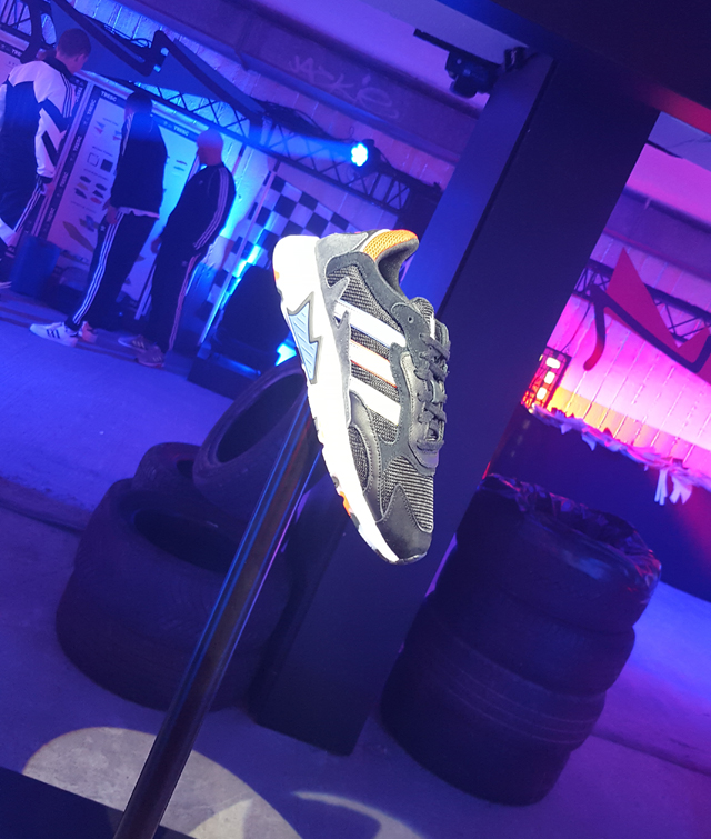 TRESC RUN adidas
