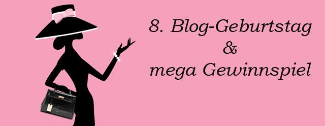 8 GlamourSister Blog-Geburtstag mit Picard