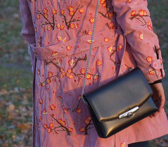 Outfit Blumenstickereien - Pre Spring Outfit 10