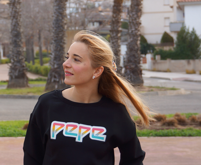 Outfit PEPE Oberteil und Puma Sneaker 03