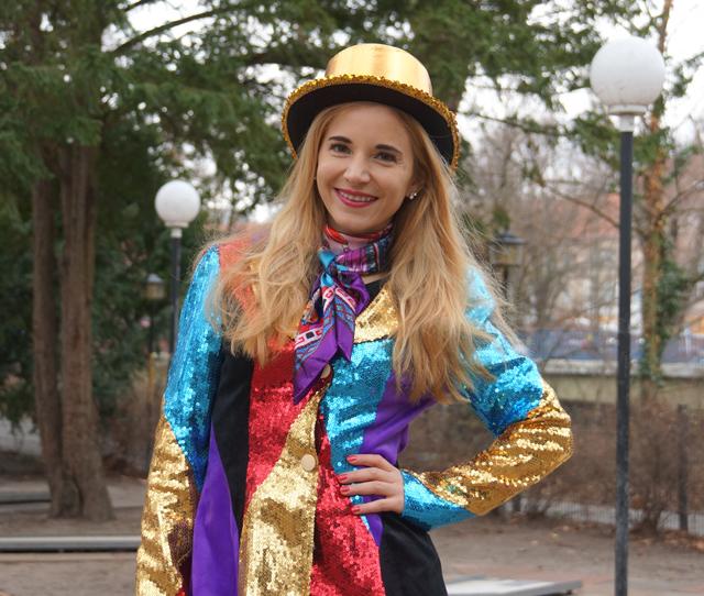 Karneval-Pailletten-Marie 10
