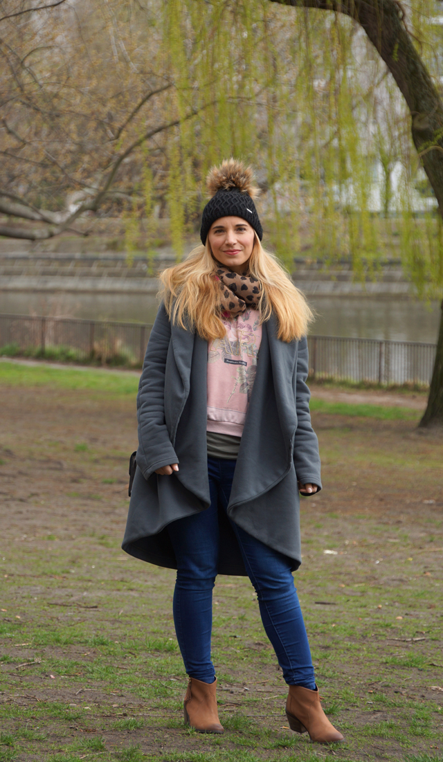 Outfit Cosy Oversize Mantel 02