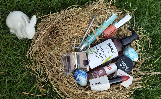 Frohe Ostern & Beauty-Gewinnspiel 01